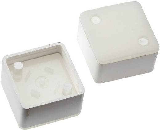 Megvilágítható nyomógomb sapka RAFI RACON 8 nyomógombhoz, fehér, Mentor 2271.1207