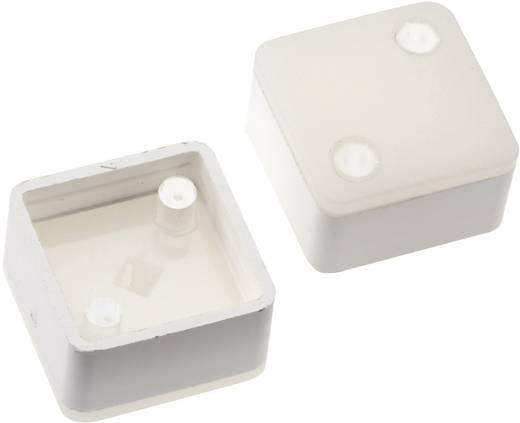 Megvilágítható nyomógomb sapka Mentor 1254 nyomógombhoz, fehér, Mentor 2271.1209