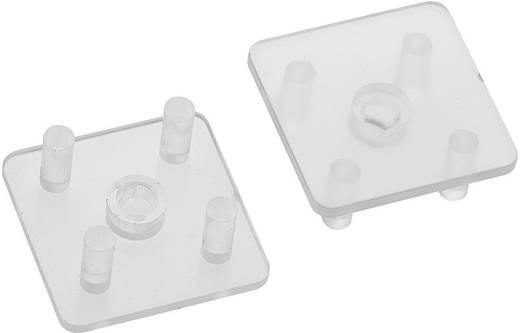 Megvilágítható nyomófej Mentor 1254 nyomógombhoz, átlátszó, Mentor 2271.2011