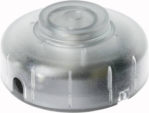 interBär 1 pólusú lábkapcsoló, 2 A 250 V/AC, átlátszó
