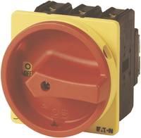 Beépíthető főkapcsoló 100 A 1 x 90 °, sárga/piros, Eaton P3-100/EA/SVB (74320) Eaton