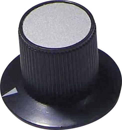 Forgatógomb Fekete (Ø x Ma) 29 mm x 20 mm <