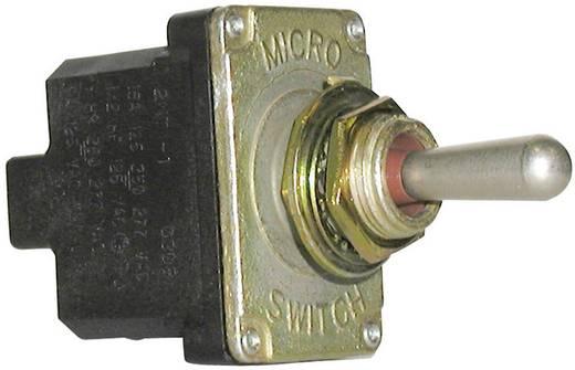 Tömített karos billenőkapcsoló (2 x be/be/be), 250 VAC, Honeywell 2NT1-10