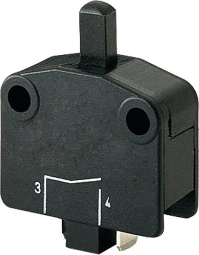 Nyomógomb 400 V/AC 16 A, 1 x ki/(be), IP40, Marquardt 1115.4101