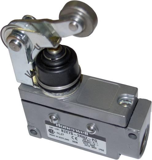 Tokozott pozíció kapcsoló, görgős kar, 480 VAC, 15 A, Honeywell BZ-E7-2RN2-C