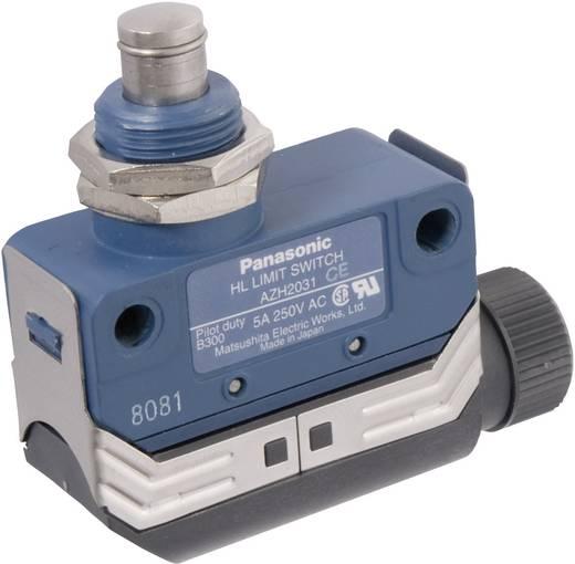 Végálláskapcsoló 250 V/AC 5 A, IP67, nyomócsapos, Panasonic AZH2031CEJ