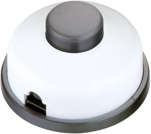 interBär 1 pólusú lábkapcsoló, 2 A 250 V/AC, fehér, 8009