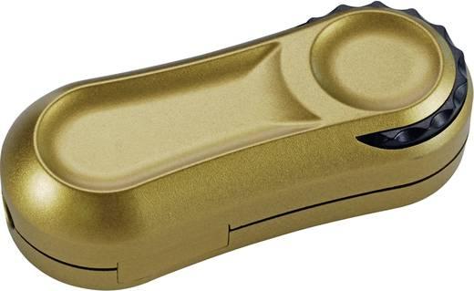 interBär vezetékbe iktatható dimmer, 20-200 W 230 V/AC, arany, 8114