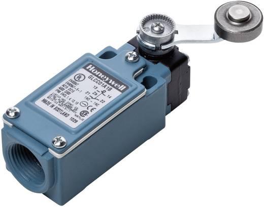 Tokozott pozíció kapcsoló, acélgörgős lengőkar, 1 x záró/nyitó, Honeywell GLCC01A1B