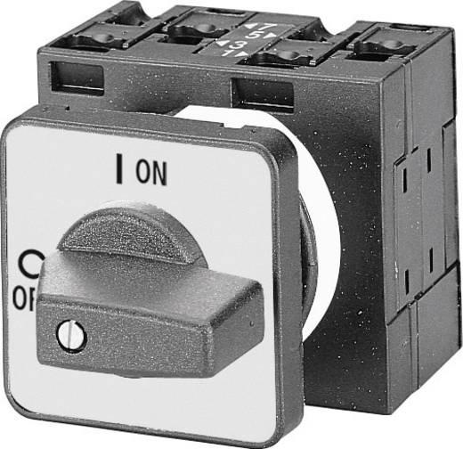 Be-ki kapcsoló 20 A 1 x 90 °, szürke/fekete, Eaton T0-1-102/E