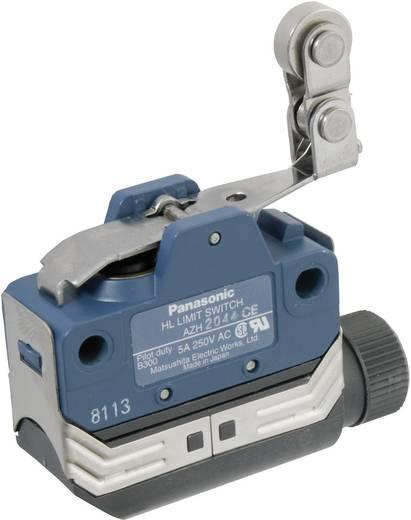 Végálláskapcsoló 250 V/AC 5 A, IP67, görgős, Panasonic AZH2044CEJ