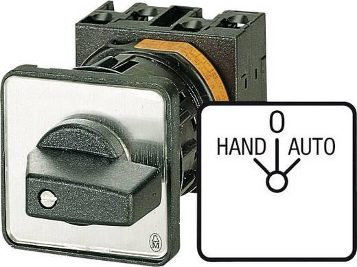 Be-ki kapcsoló 20 A 2 x 60 °, szürke/fekete, Eaton T0-1-15431/E