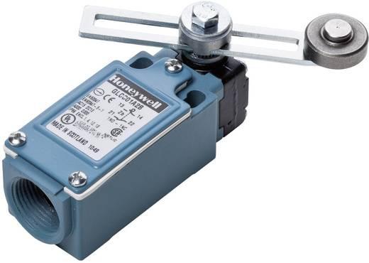 Tokozott pozíció kapcsoló, acélgörgős állítható lengőkar, 1 x záró/nyitó, Honeywell GLCC01A2B