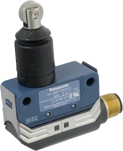Végálláskapcsoló 125 V/AC 100 mA, IP67, görgős, Panasonic AZH2312CEJ