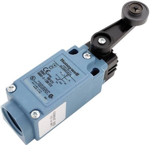 Tokozott pozíció kapcsoló, műanyag görgős lengőkar, 1 x záró/nyitó, Honeywell GLDC01A1A