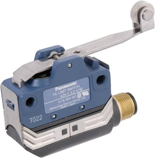 Végálláskapcsoló 125 V/AC 100 mA, IP67, görgős, Panasonic AZH2321CEJ