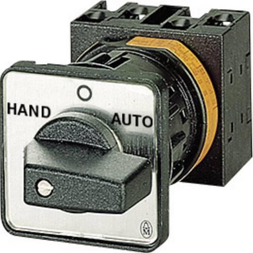Be-ki kapcsoló 20 A 1 x 60 °, szürke/fekete, Eaton T0-1-8210/E