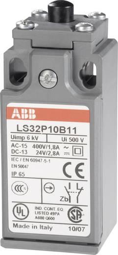 Pozíciókapcsoló 400 V/AC 1,8 A, nyomócsapos, IP65, ABB 1SBV010310R1211