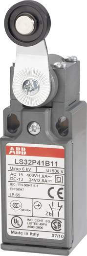 Pozíciókapcsoló 400 V/AC 1,8 A, görgős, IP65, ABB 1SBV010341R1211