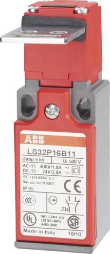 Pozíciókapcsoló 400 V/AC 1,8 A, fém kar, IP65, ABB 1SBV010316R1211