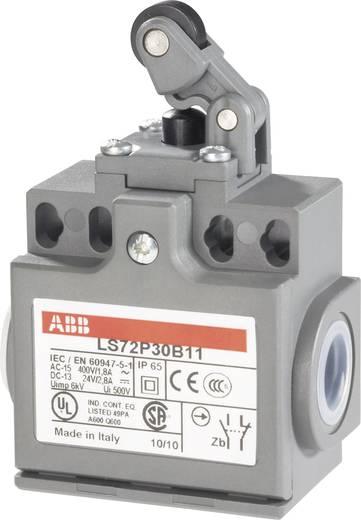 Helyzetkapcsoló 400 V/AC 1,8 A, 1 záró, 1 nyitó, görgős, ABB 1SBV011030R1211
