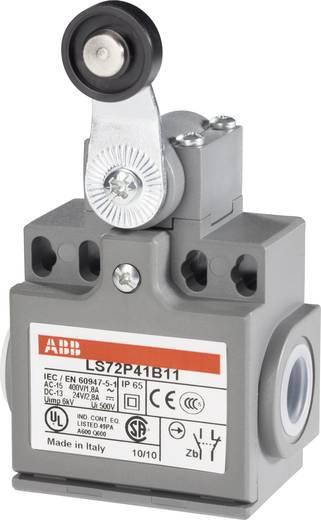 Helyzetkapcsoló 400 V/AC 1,8 A, 1 záró, 1 nyitó, görgős, ABB 1SBV011041R1211