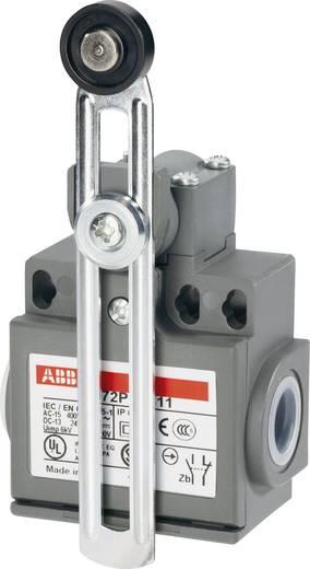 ABB Helyzetkapcsoló 400 V/AC 1,8 A LS72P LS72P51B11 1 záró, 1 nyitó Görgőemelő, műanyag