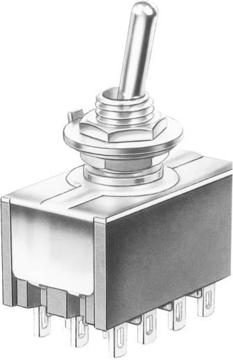 Marquardt Minatűr billenőkapcsolók, 9040-es sorozat 9040.0401 30 V/DC 4 A