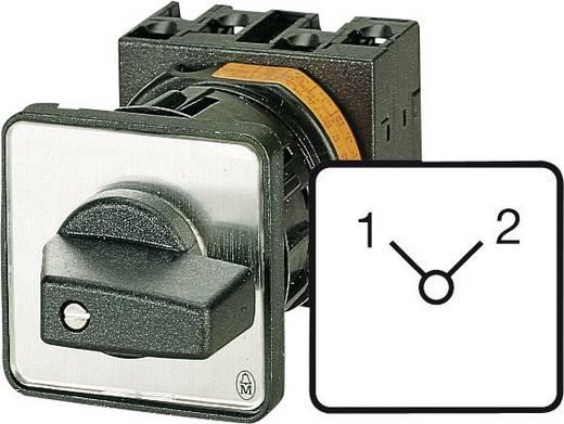 Váltó átkapcsoló, beépíthető, 20 A 6,5 kW Eaton T0-2-8221/E
