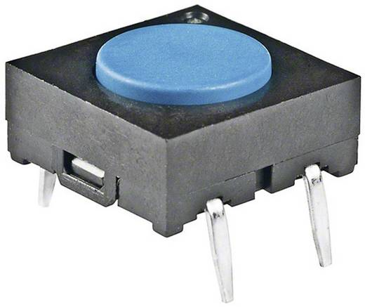 Lapos kapcsoló működtető nélkül 24 V/DC 50 mA NKK Switches JB15HAP