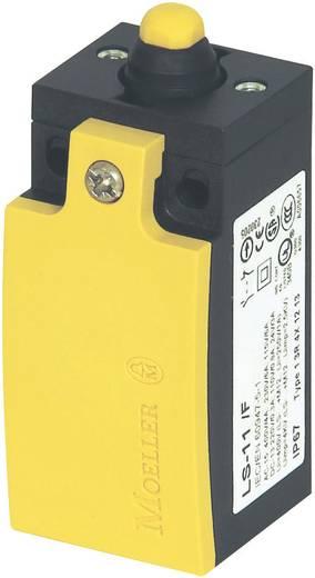 Helyzetkapcsoló, 1 záró, 1 nyitó Kúpos nyomórúd 400 V/AC 4 A Eaton LS-11/F