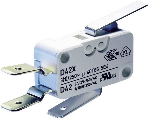 Miniatűr kapcsoló, D459-V3LD