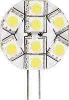 LED izzó 30 V G4 1.3 W = 20 W, melegfehér, dimmelhető, 1 db, DioDor DioDor
