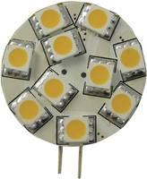 LED DioDor, dimmelhető, 30 V G4 2.5 W = 25 W Hidegfehér, tartalom: 1 db DioDor