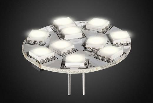 LED DioDor, dimmelhető, 30 V GZ4 2.5 W Melegfehér, tartalom: 1 db