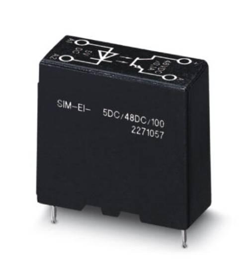Miniatűr szilárdtest relé, Phoenix Contact 2271073 SIM-EI- 24DC/48DC/100