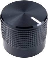 Cliff FC7225B Forgatógomb Mutatóval Fekete (Ø x Ma) 20 mm x 17 mm 1 db (FC7225B) Cliff