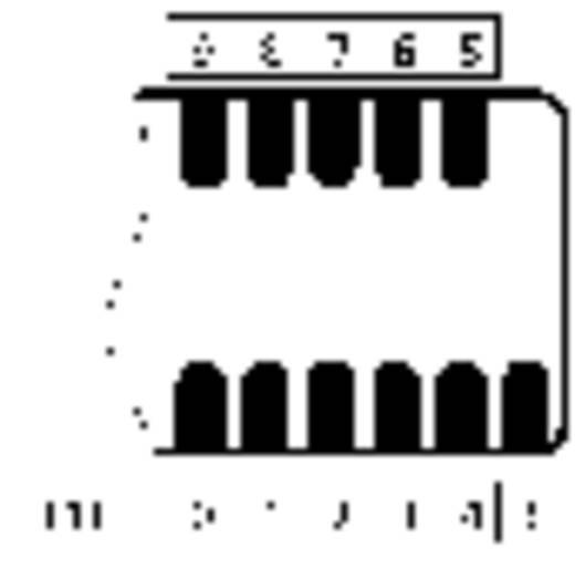 Kódolókapcsoló, kétgombos közdarab PICO-D