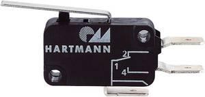 Hartmann Mikrokapcsoló 04G01B04B01A 250 V/AC 16 A 1 x KI/(BE) Nyomó 1 db Hartmann