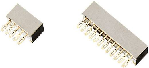 Hartmann Kódkapcsoló Rugós kapocsléc forrasztó fülekkel, kódkapcsolóhoz