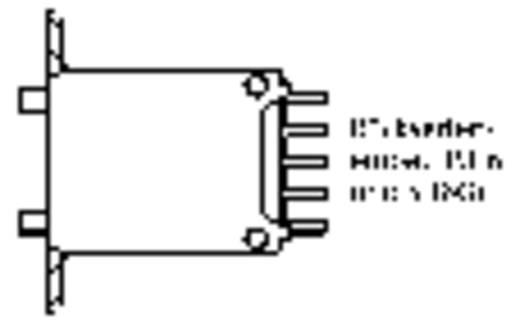Hartmann Kódkapcsoló forrasztófül sorralBCD max. 0,1 A