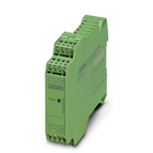 Vészleállító relé, Phoenix Contact 2981842 PSR-SPP- 24UC/URM/3X1/3X2