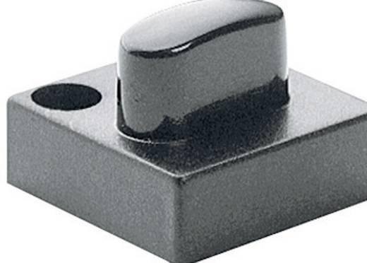 Marquardt Nyomógomb sapka, 6245-ös sorozat 827.020.031 ovális működtetővel szürke, LED-del