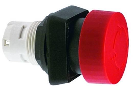 RAFI Vészkikapcsoló gomb RAFIX 16 1.30.074.101/0301 Gyűrű négyszögletes Beépítési Ø 16.2 mm 2 db