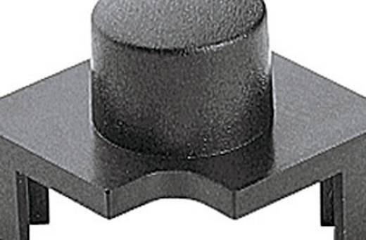 Marquardt Nyomógomb sapka, 6245-ös sorozat 827.100.011 kerek működtetővel Antracit LED-del