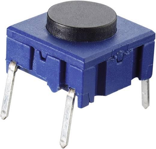 MEC Miniatűr nyák nyomógomb, Multimec 3ETL9 1 x ki/(be) 24 V/DC 50 mA
