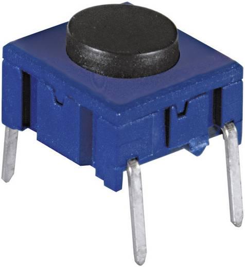 MEC Miniatűr nyák nyomógomb, Multimec 3CTL9 1 x ki/(be) 24 V/DC 50 mA
