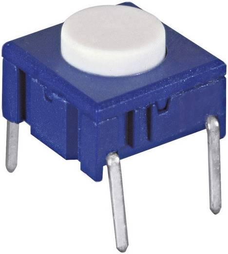 MEC Miniatűr nyák nyomógomb, Multimec 3CTL6 1 x ki/(be) 24 V/DC 50 mA