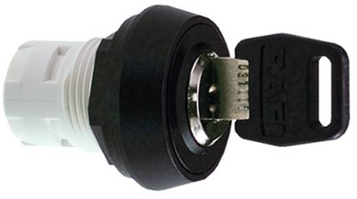 Kulcsoskapcsoló fekete 1 x 90 ° RAFI 1.30.076.071/0000 2 db