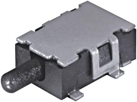 Nyomógomb 12 V/DC 0,1 A 1 x KI/(BE) Namae Electronics JDS-1108 nyomó 1 db